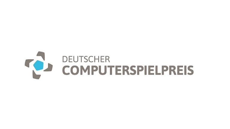 Logo Deutscher Computerspielpreis