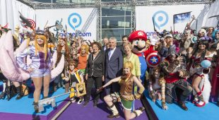 gamescom Eröffnung 2015