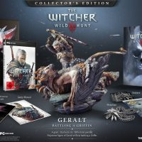 Sammler-Edition von The Witcher 3: Wild Hunt