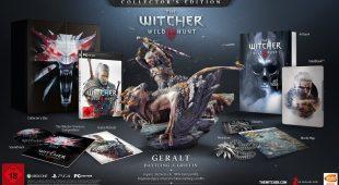 Sammler-Edition von The Witcher 3: Wild Hunt