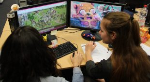 Girls'Day bei Blue Byte / Ubisoft