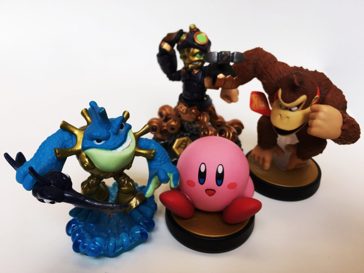 Toys To Life Collectible Figures Take The Video Game World By Storm