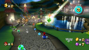 Jump'n'Runs - Super Mario Galaxy (Nintendo)