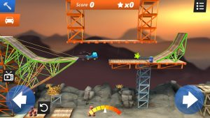 Denkspiele - Bridge Constructor (Headup Games)