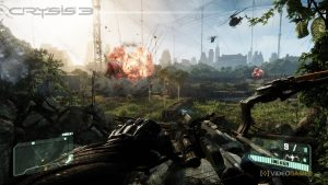 Shooter - Crysis 3 (Crytek)