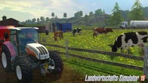 Simulation - Landwirtschafts-Simulator (Giants Software)