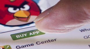 """Markdaten: App-Store mit """"Angry Birds"""""""