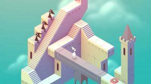 """Das Puzzle-Spiel """"Monument Valley"""" für iOS, Android und Windows Phone"""