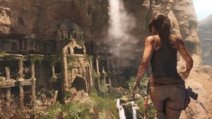 Action-Adventure - Rise of the Tomb Raider (Square Enix)