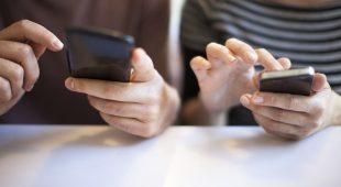Mobile Games auf Smartphone