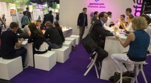 gamescom buisness area