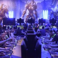 gamescom Stand: Blizzard, Halle 7