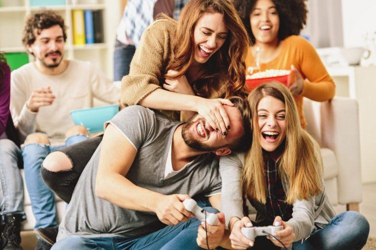 Spiele Mit Freunden